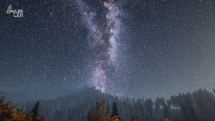 Ever Wonder How Many Stars You Can See in the Sky at One Time?