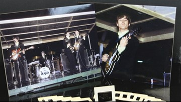 Rock 'n' Roll Rarities! Ultra-Rare 1966 Color Photos of The Beatles in Concert Up for Auction