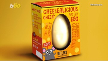 Cheese, GOT, and Other Super Bizarre Easter Eggs