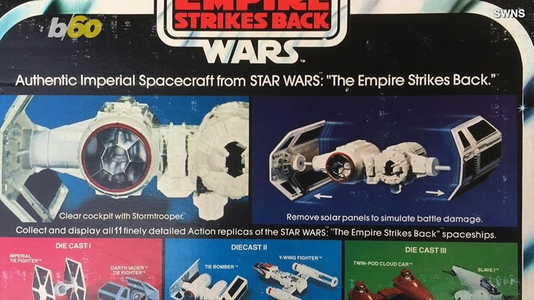 Bidding Wars! Ultra-Rare Star Wars Toy Could Send Prices into Hyperspace at Auction