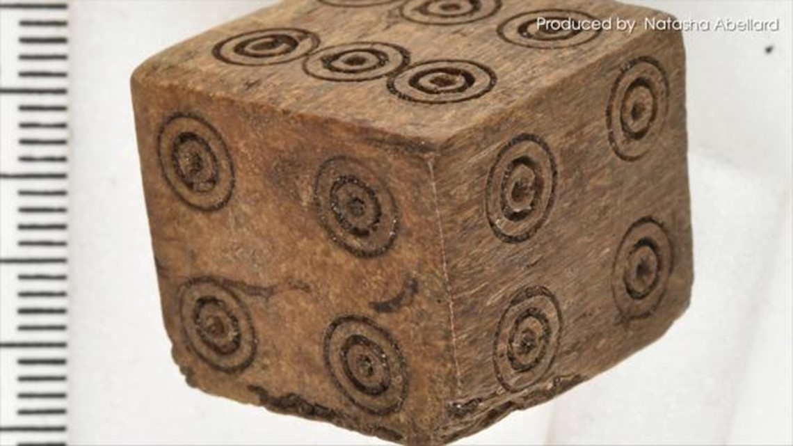 11alive.com   Ancient Dice Just Unearthed Shows Vikings Cheated at Gambling 600 Years Ago