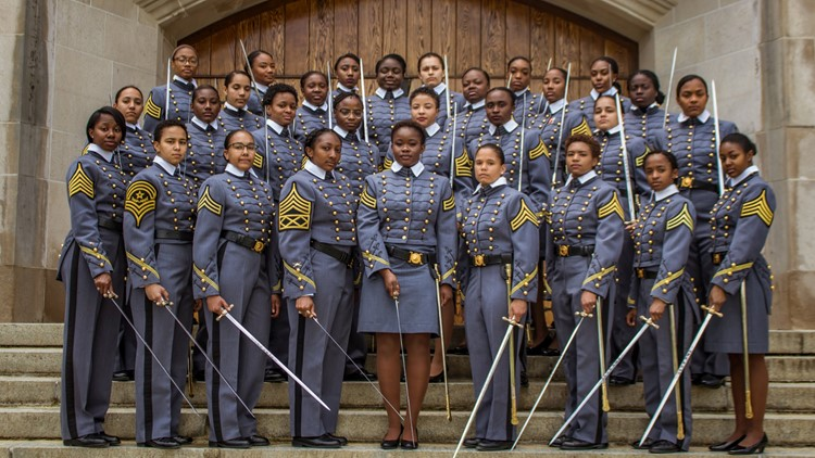 african american women 2019 class west point