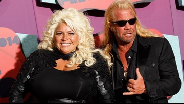 Beth Chapman, wife of 'Dog the Bounty Hunter,' has died