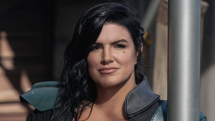 Former 'Mandalorian' star Gina Carano lands new film with conservative Daily Wire