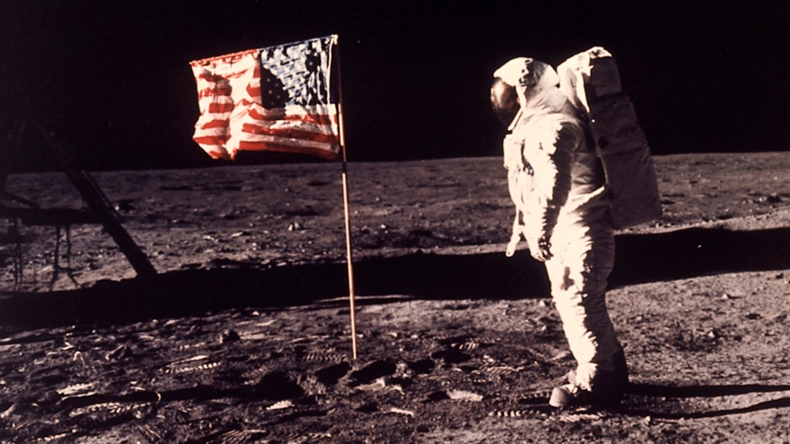 Apollo 11 moon landing remains one of the most watched TV moments