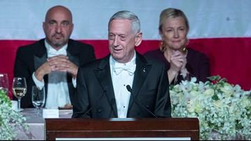 General Jim Mattis breaks silence on Trump with jokes