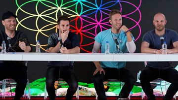 Coldplay decides not to tour for environmental reasons