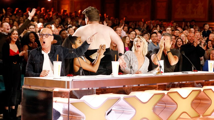 'What just happened?' | Golden Buzzer moment shocks the AGT judges
