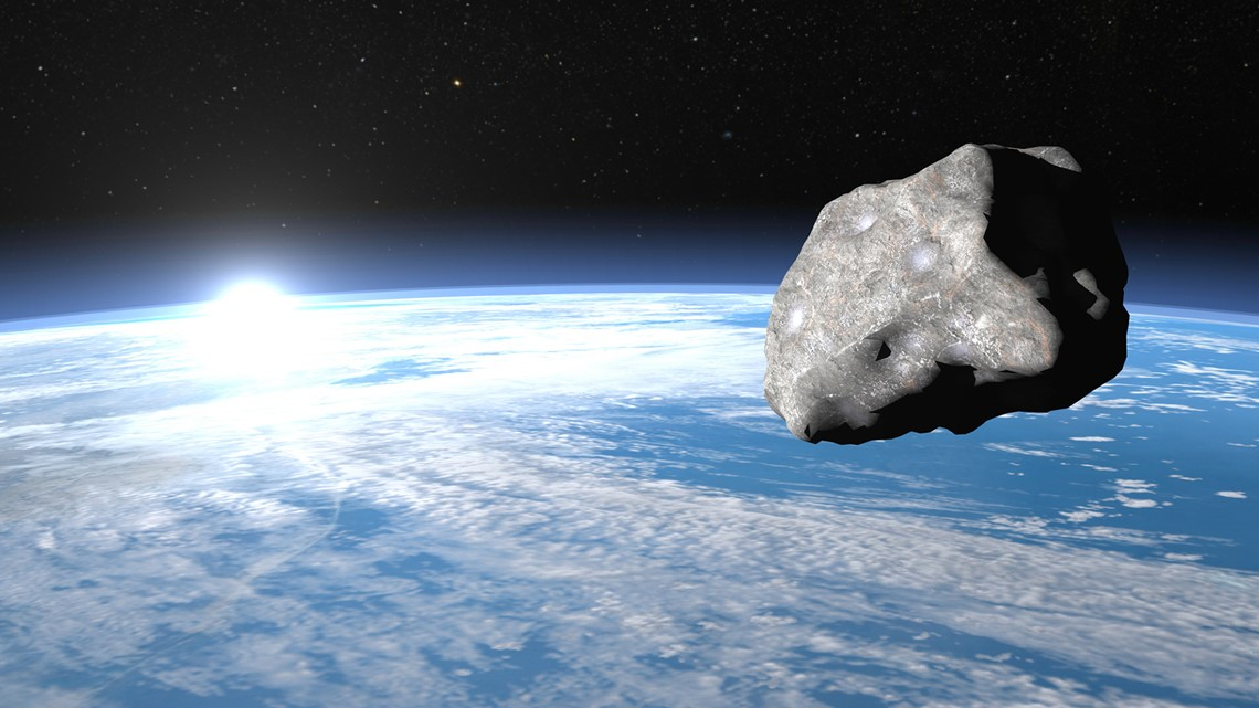 Huge 'God of Chaos' asteroid to buzz Earth | 11alive com