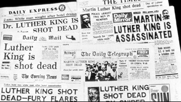 Martin Luther King Jr's assassination: This week in history