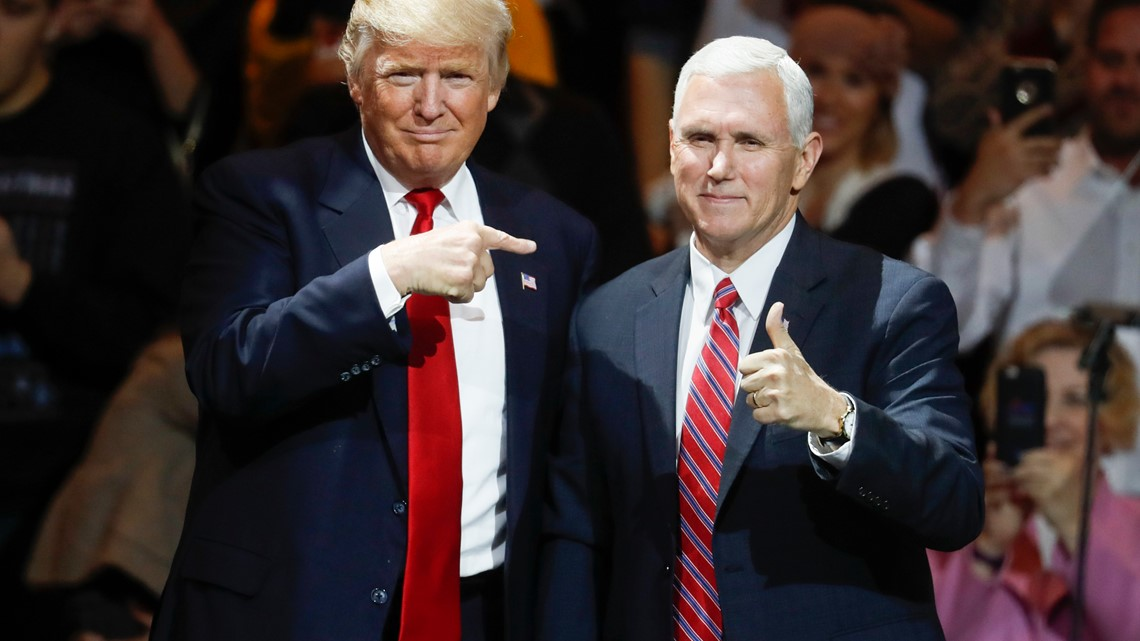 VERIFY: Would Pence be the 46th president and Biden the 47th if Trump is removed?