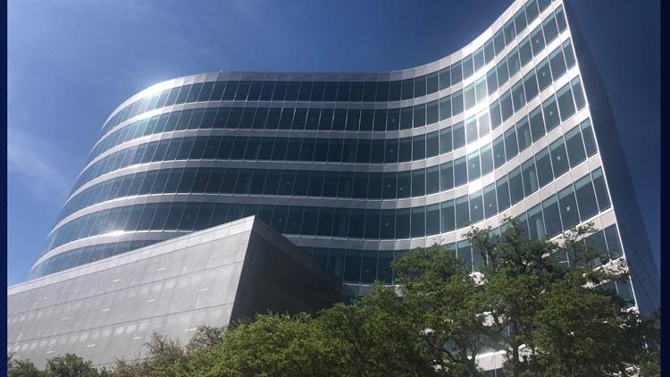 Austin's SXSW center building