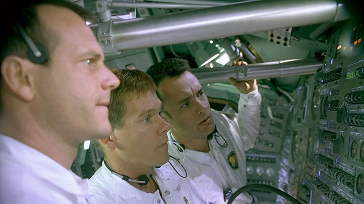 How accurate was 'Apollo 13' the movie compared to the real story?