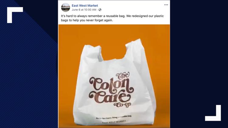 East West Market bags