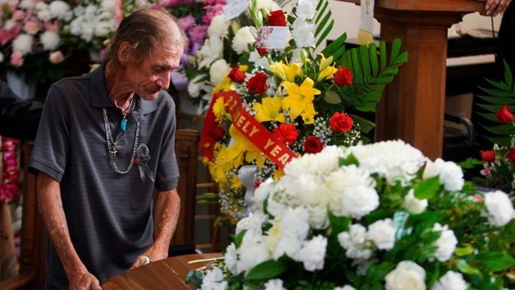 Mass Shooting-Texas-Funeral Antonio Basco