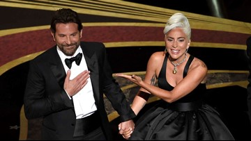 5 moments you didn't see at The Oscars