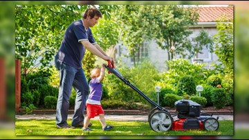 'Lawnmower parent,' the new helicopter parent of 2018