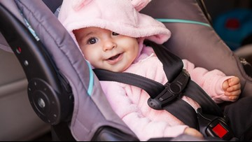 Don't make these 5 car seat mistakes