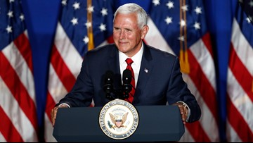 Vice President Pence launches 'Latinos for Trump' coalition