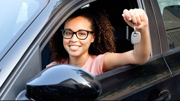 Keep your teen driver safe with these tips