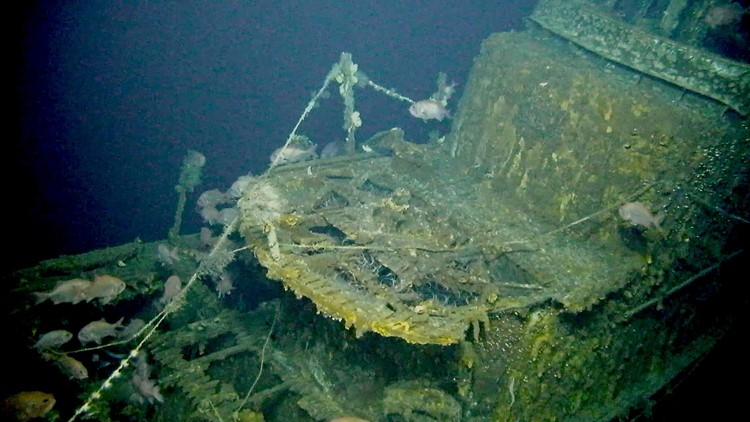 Lost 52 Project USS Grayback discovered