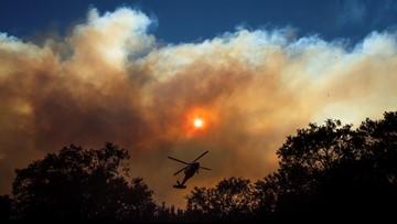 Grim search for more wildfire victims, 31 dead across California