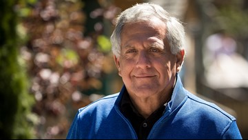 CBS: Ex-CEO Les Moonves will be denied $120M exit package