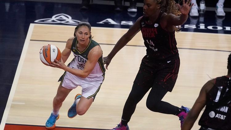 Bird, Taurasi earn spots on fifth US Olympic basketball team