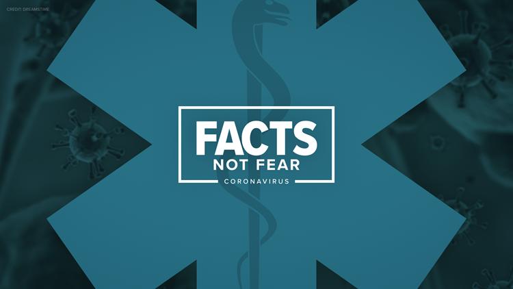 Facts not Fear coronavirus TEGNA