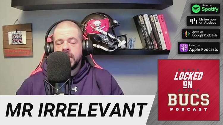 Reaction: Grant Stuard 'Mr. Irrelevant' picked by The Tampa Bay Buccaneers in the seventh round of the NFL Draft