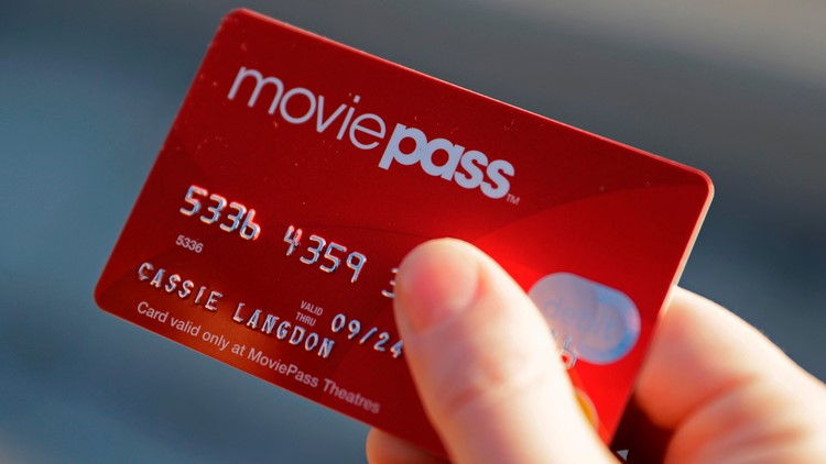 MoviePass Price Hike AP