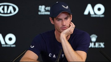 Tearful Andy Murray says Australian Open could be his last tournament