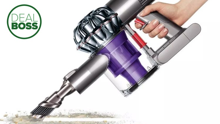 Get a Dyson vacuum for $88 today with this code