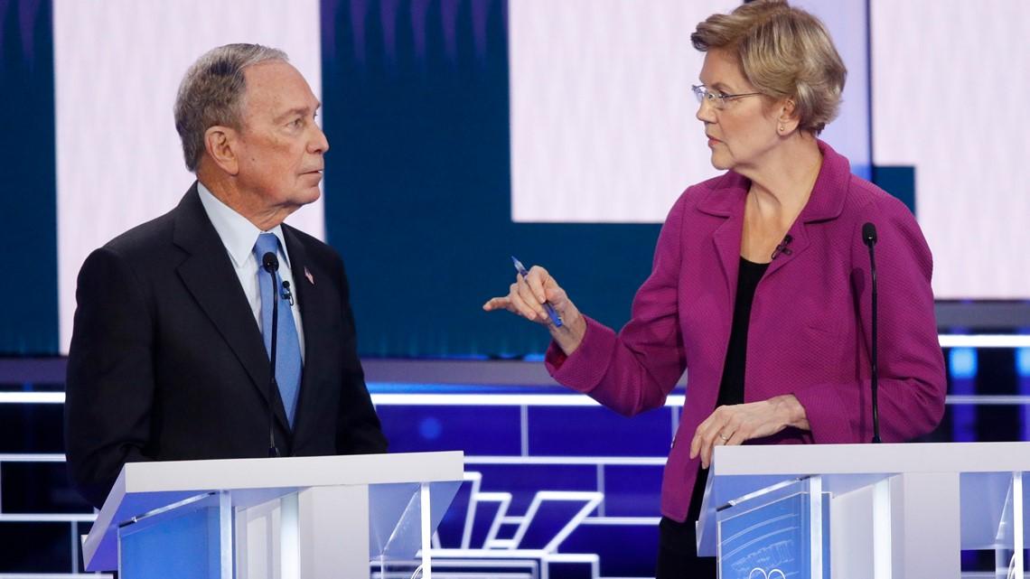 VERIFY: Fact-checking the Las Vegas Democratic debate