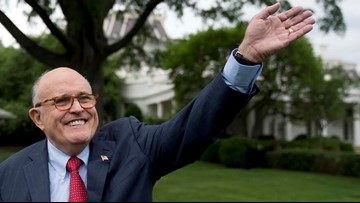Giuliani: Nothing wrong with Trump camp taking Russian help