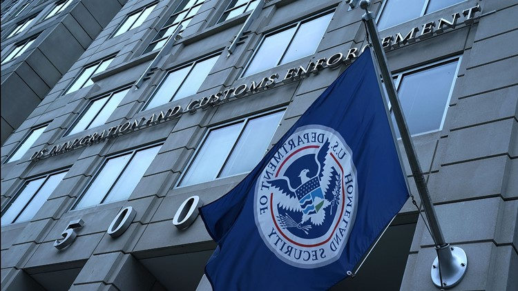 ice department homeland security