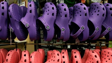Crocs giving away free shoes to health care workers combating coronavirus