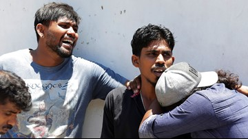 At least 290 killed in Sri Lanka Easter bombings