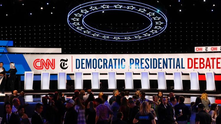 CNN 2020 Debate October 15 2019