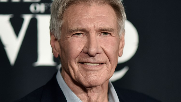 Harrison Ford smiles for photo after lost credit card returned in Italy
