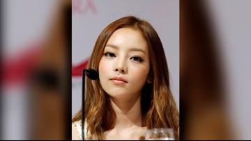 K-Pop star Goo Hara, 28, found dead at home