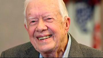 Jimmy Carter wins best spoken word album Grammy
