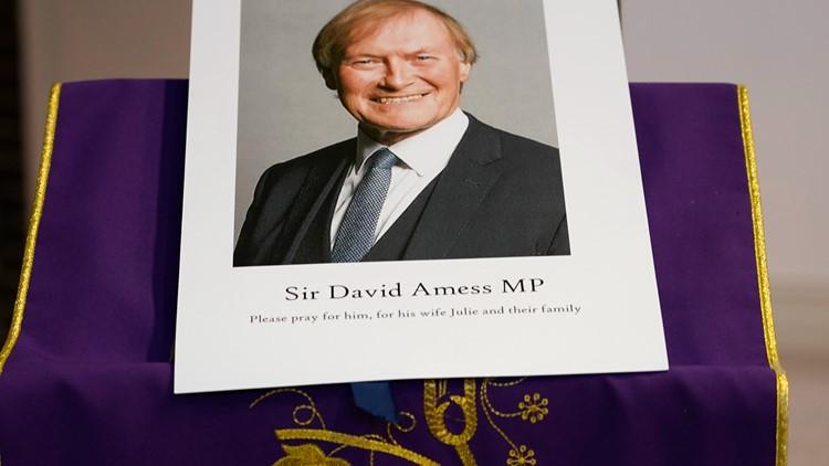Authorities call fatal stabbing of UK lawmaker terrorist act