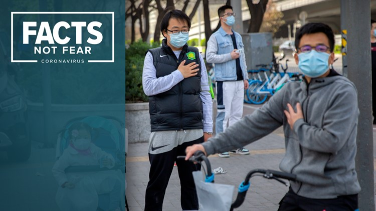 Coronavirus live updates: Worldwide cases reach 1.1M; China holds 3 minutes of reflection to honor victims