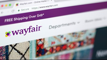Wayfair workers plan walkout to protest order for border detention facility