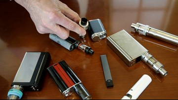 US vaping illnesses top 1,000; death count is up to 18