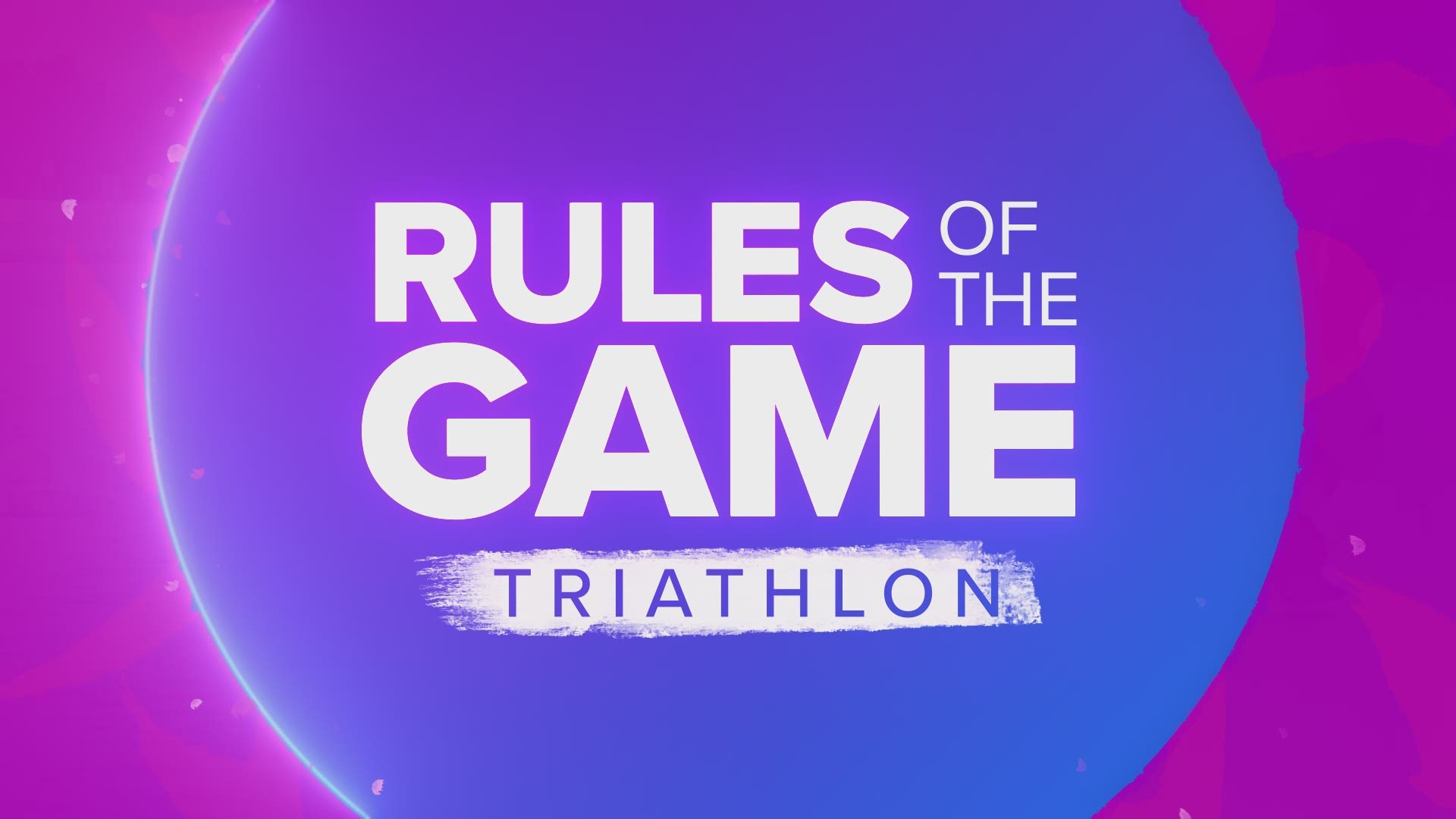 What is the triathlon distance in Olympics? | 11alive.com