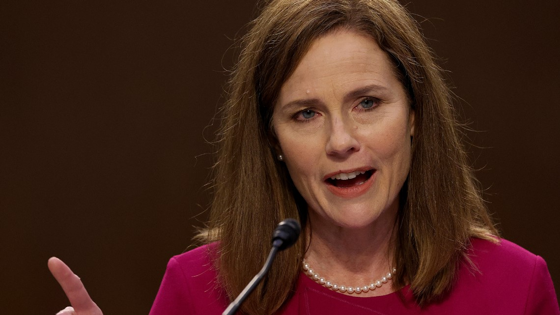 Amy Coney Barrett set to be confirmed onto US Supreme Court