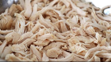 Chicken recall for Listeria hits major grocery chains in multiple states
