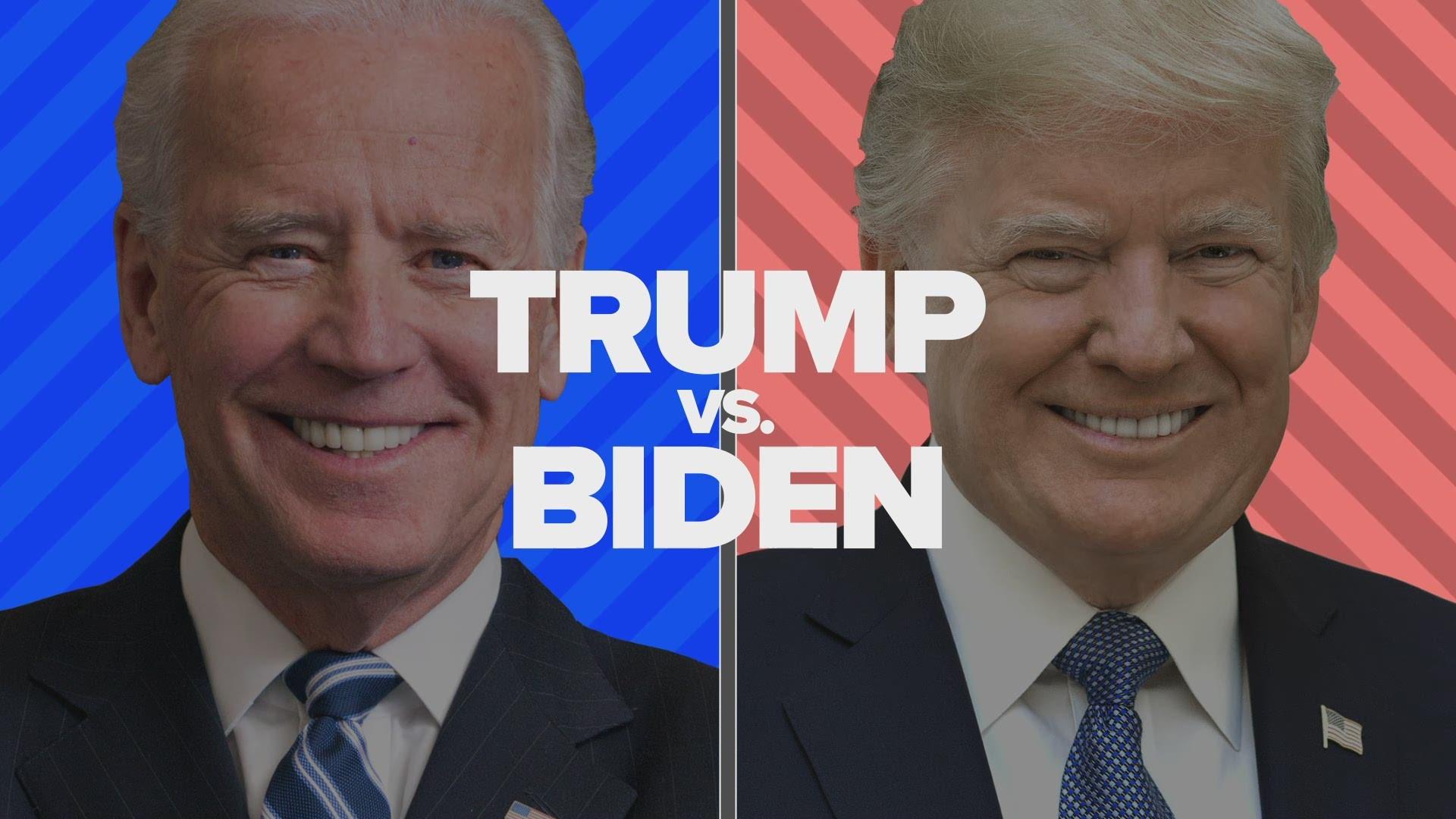 Live updates from Trump, Biden town halls   11alive.com